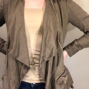 Free People Blazer Size Small